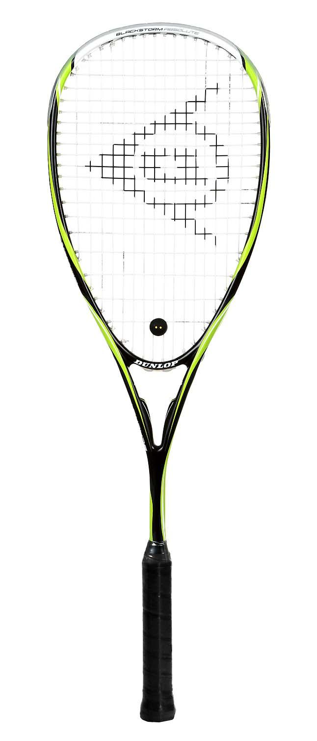 Squashová raketa DUNLOP Blackstorm Absolute