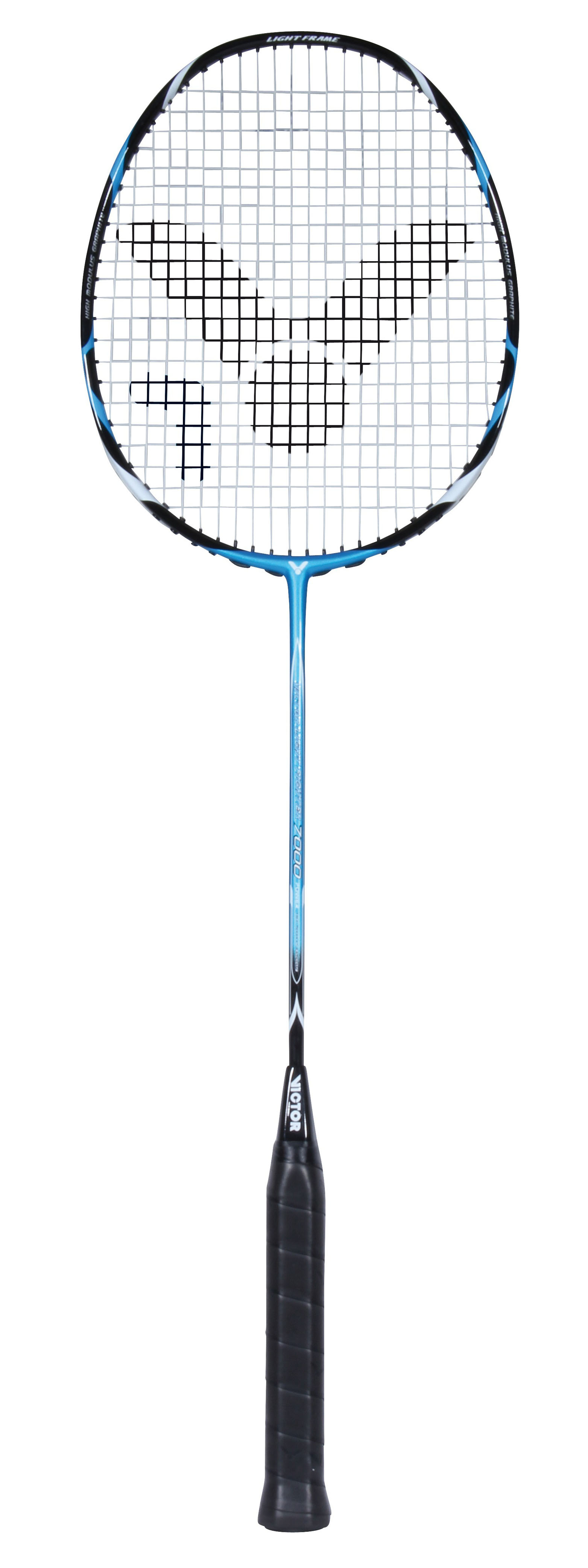 Badmintonová raketa VICTOR Light Fighter 7000