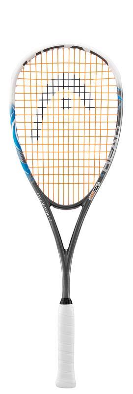 Squashová raketa HEAD YouTek™ Cerium 150
