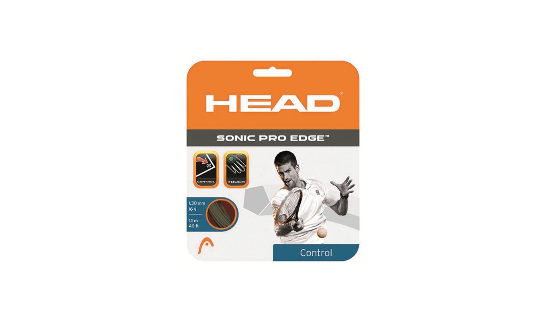 Tenisový výplet HEAD Sonic Pro Edge 17 ant 200 m