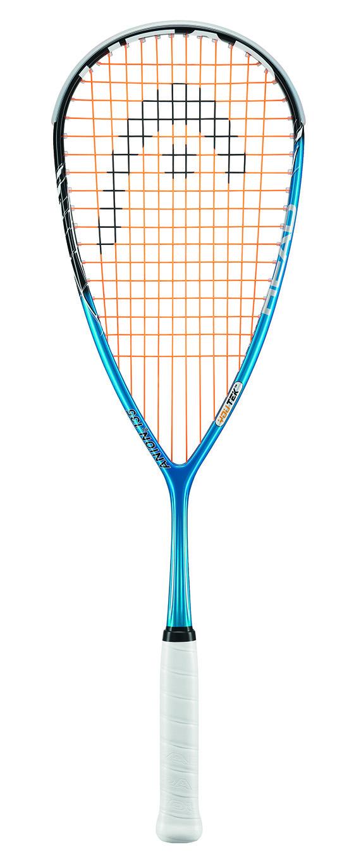 Squashová raketa HEAD YouTek™ Anion_ 2 135 + doprava ZDARMA