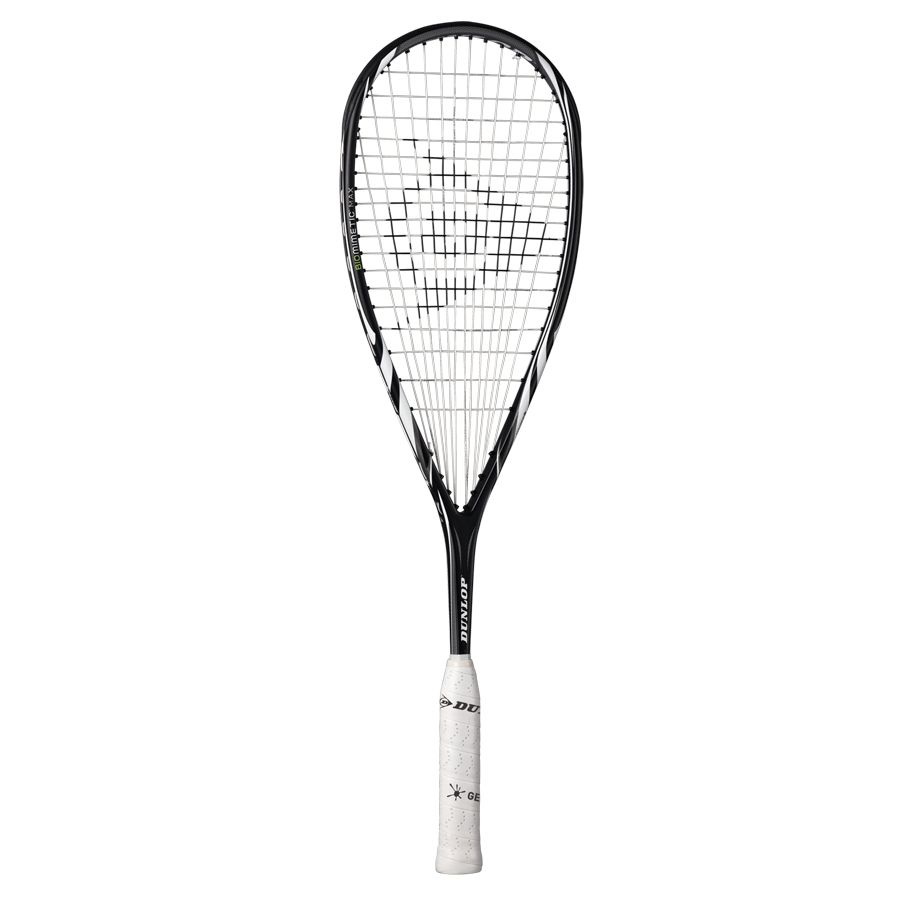 Squashová raketa DUNLOP BIOMIMETIC MAX + doprava ZDARMA
