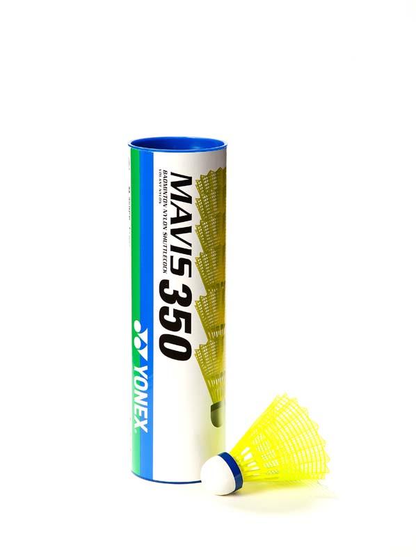 Badmintonové míče YONEX MAVIS 350 /6ks/