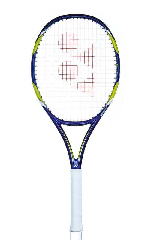 Tenisová raketa YONEX RQiS Tour 1 XL 270 g + 4 ks míčů HEAD ATP METAL zdarma