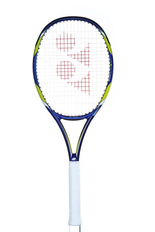 Tenisová raketa YONEX RQiS Tour 1 XL 290 g + 4 ks HEAD ATP METAL zdarma