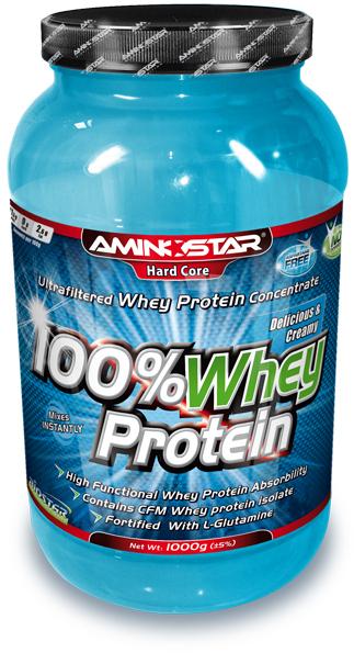 100% Whey Protein 2000 g